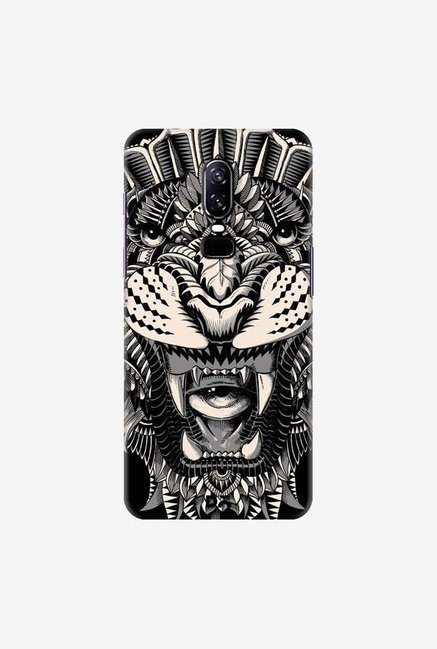 DailyObjects Eye of The Tiger Case Cover For OnePlus 6
