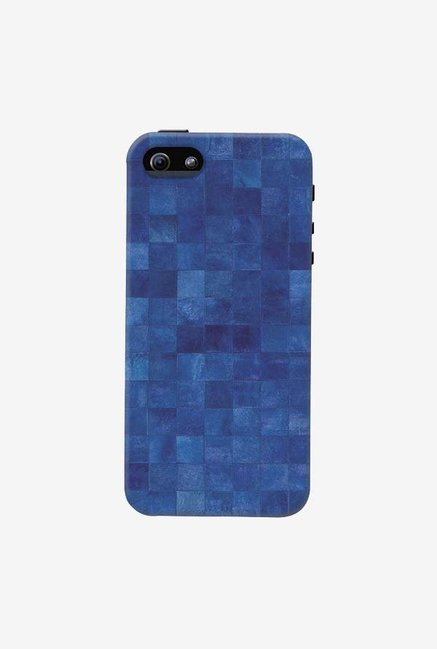 DailyObjects Inked Blue Case For iPhone 5/5S