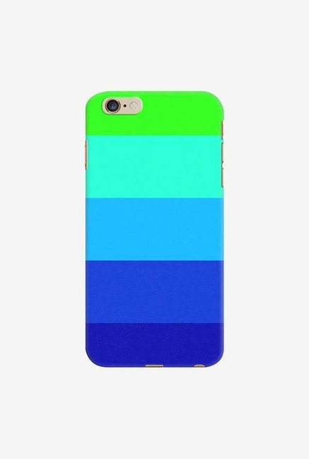 DailyObjects Mindscape Blue Pattern Case For iPhone 6 Plus