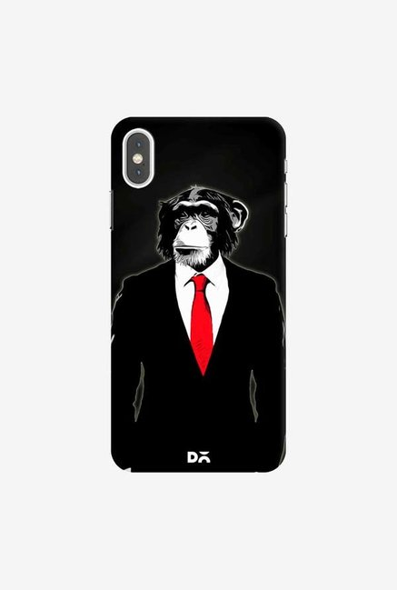 DailyObjects Domesticated Monkey Case Cover For iPhone XS Max