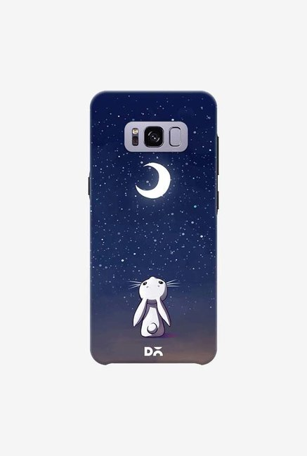 DailyObjects Moon Bunny Case For Samsung Galaxy S8
