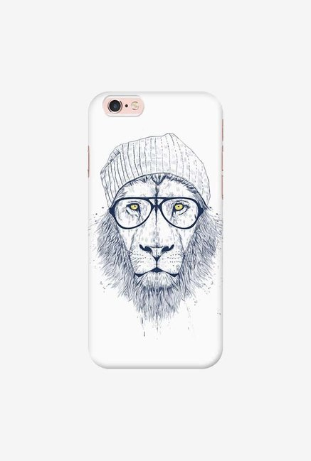DailyObjects Cool Lion White Case For iPhone 6s