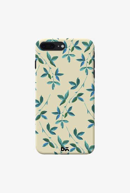 DailyObjects Green Vines Case Cover For iPhone 8 Plus