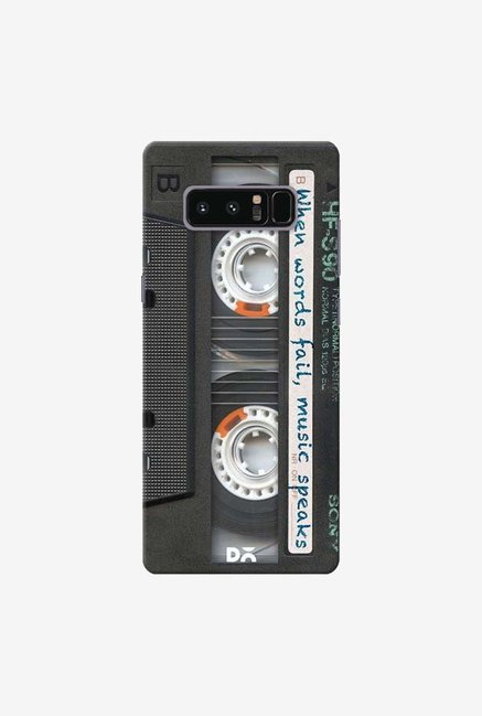 DailyObjects Sony Cassette Case Cover For Samsung Galaxy Note 8
