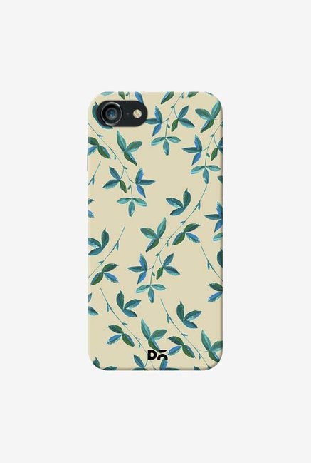 DailyObjects Green Vines Case Cover For iPhone 8