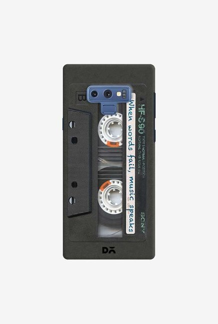 DailyObjects Sony Cassette Case Cover For Samsung Galaxy Note 9