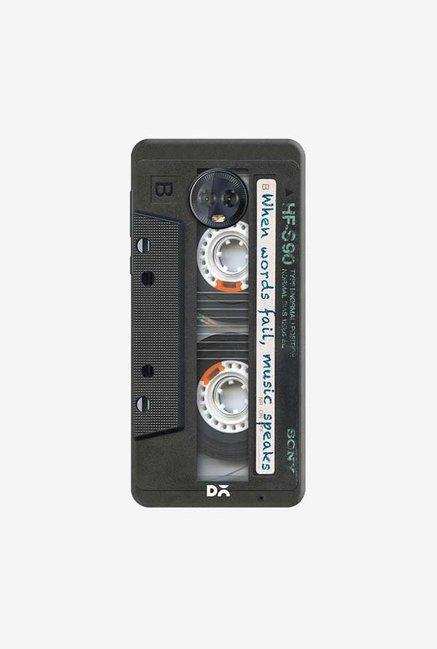 DailyObjects Sony Cassette Case Cover For Motorola Moto G6 Plus