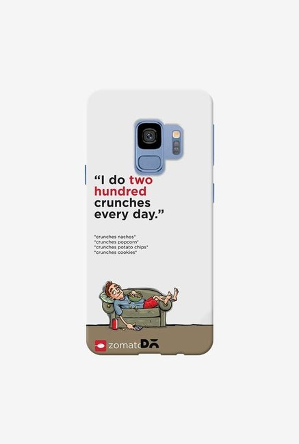 DailyObjects Crunches Case Cover For Samsung Galaxy S9