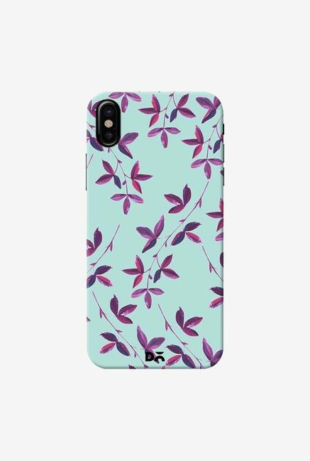 DailyObjects Vines Case Cover For iPhone X