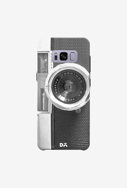 DailyObjects Old School Camera Case For Samsung Galaxy S8