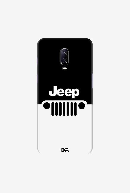DailyObjects 4x4 Fun Case Cover For OnePlus 6T