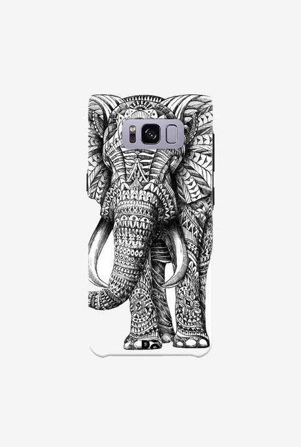 DailyObjects Ornate Elephant Case For Samsung Galaxy S8