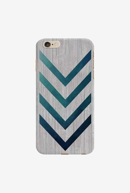 DailyObjects Blue Arrow Case For iPhone 6 Plus