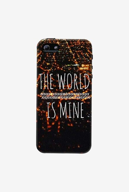 DailyObjects The World Is Mine Case For iPhone 5/5S