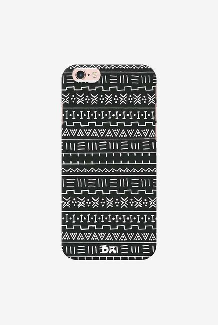 DailyObjects African Minimal B And W Case Cover For iPhone 6S