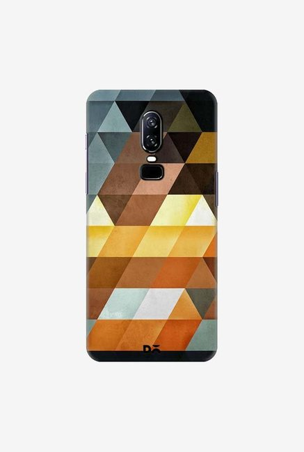 DailyObjects Gyld Pyrymyd Case Cover For OnePlus 6