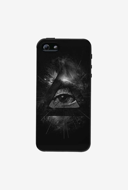 DailyObjects Eye In Triangle Case For iPhone 5/5S