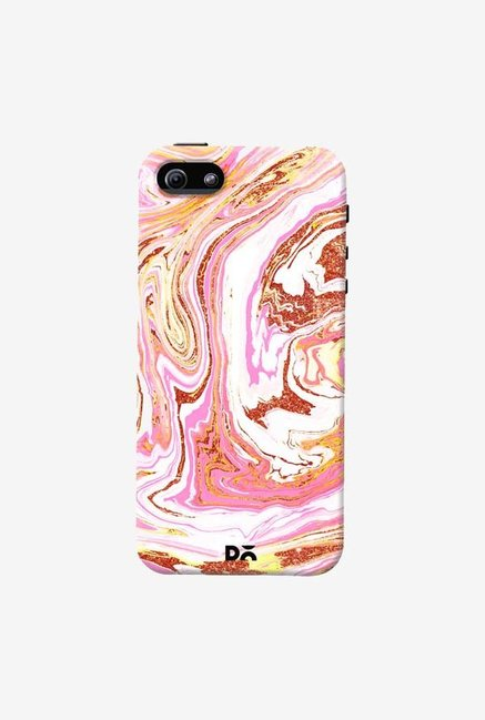 DailyObjects Marble Copper Dust Case For iPhone 5/5S