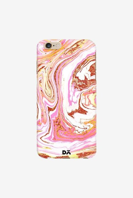 DailyObjects Marble Copper Dust Case For iPhone 6 Plus