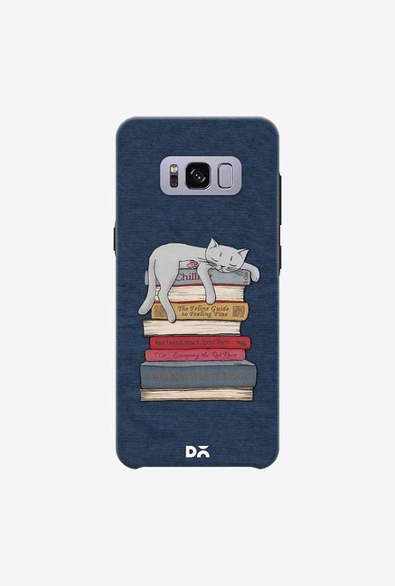 DailyObjects How to Chill Like A Cat Case For Samsung Galaxy S8