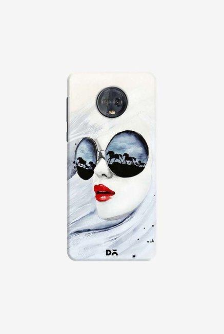 DailyObjects Wild Horses Case Cover For Motorola Moto G6 Plus