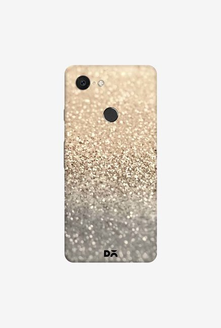 DailyObjects Gatsby Gold Case Cover For Google Pixel 3 XL