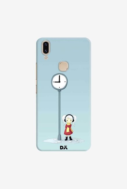 DailyObjects Always Late Case Cover For Vivo V9