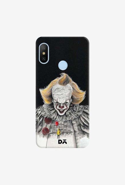 DailyObjects IT Black Case Cover For Xiaomi Redmi 6 Pro/A2 Lite