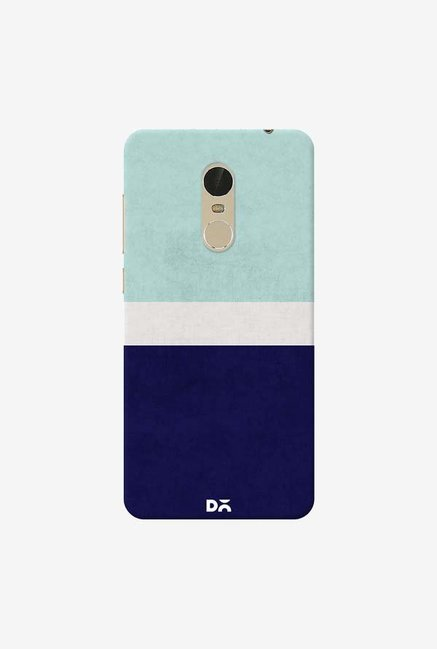 DailyObjects Ocean Classic Case Cover For Xiaomi Redmi Note 5