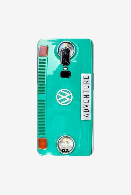 DailyObjects Adventure Case Cover For OnePlus 6