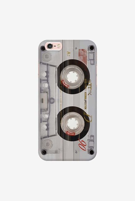 DailyObjects Transparent Cassette Case For iPhone 6s