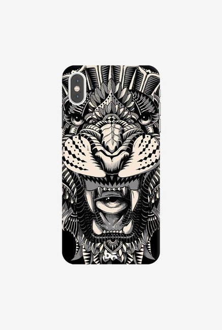 DailyObjects Eye of The Tiger Case Cover For iPhone XS Max