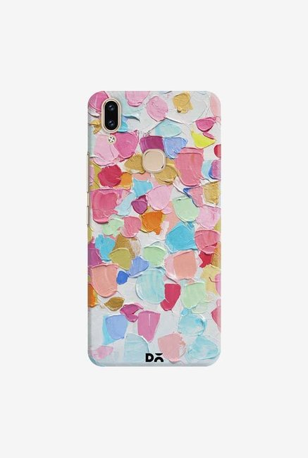DailyObjects Amoebic Confetti Case Cover For Vivo V9