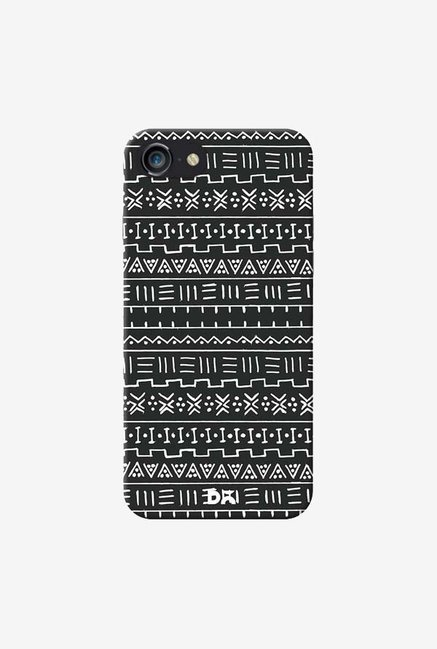 DailyObjects African Minimal B And W Case Cover For iPhone 7