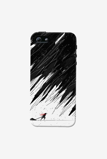 DailyObjects Geometric Storm Case For iPhone 5/5S