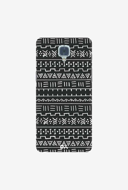 DailyObjects African Minimal B And W Case Cover For OnePlus 3T