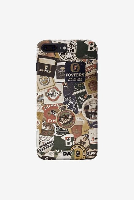 DailyObjects Beers Of The World Case For IPhone 7 Plus