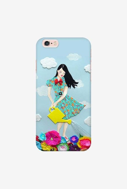 DailyObjects Girl In Flowerland Case For iPhone 6s