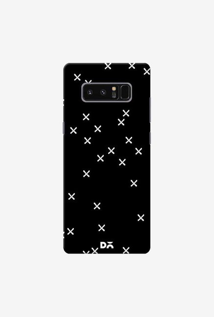 DailyObjects Crosses Black Case Cover For Samsung Galaxy Note 8
