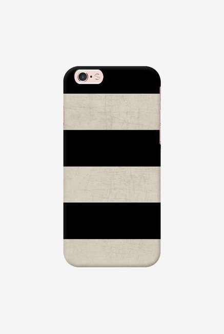 DailyObjects Vintage Black Stripes Case For iPhone 6s