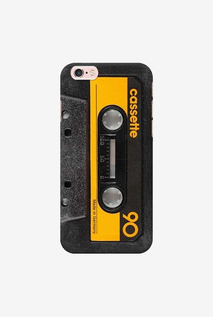 DailyObjects Cassette Yellow Case For iPhone 6s