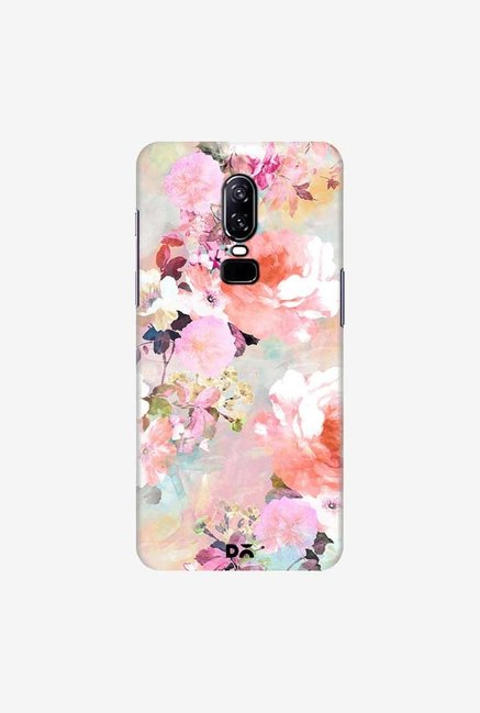 DailyObjects Love Of A Flower Case Cover For OnePlus 6