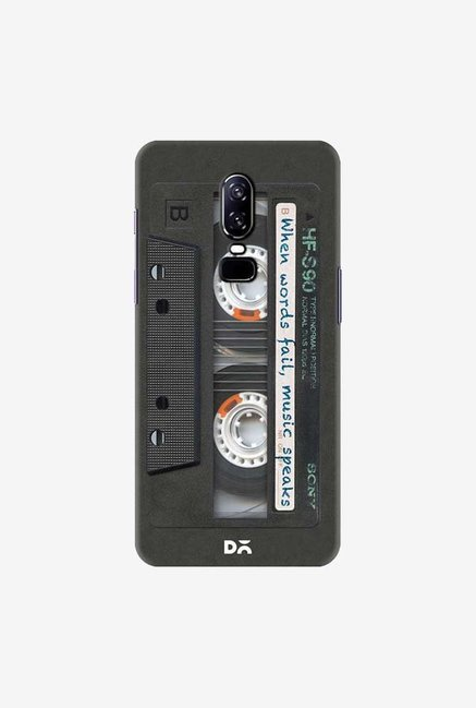 DailyObjects Sony Cassette Case Cover For OnePlus 6