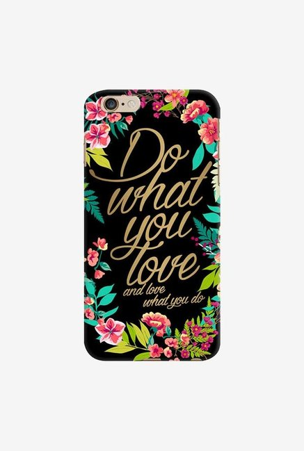 DailyObjects And Love What You Do Case For iPhone 6 Plus