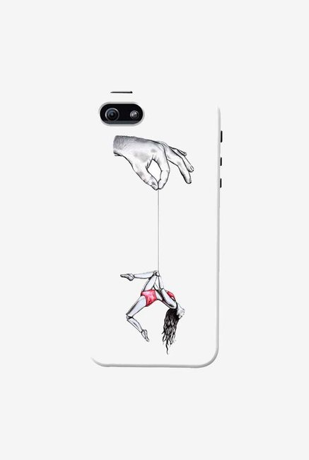 DailyObjects By A Thread Case For iPhone 5/5S