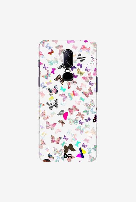 DailyObjects Butterfly Paradise Case Cover For OnePlus 6