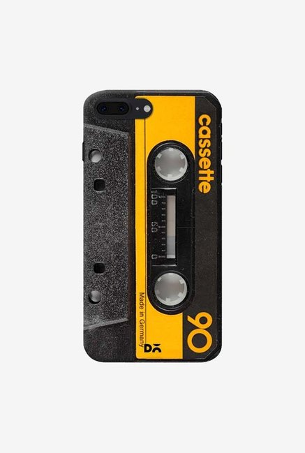 DailyObjects Cassette Yellow Case For IPhone 7 Plus