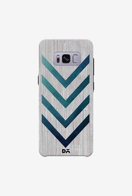 DailyObjects Blue Arrow Case For Samsung Galaxy S8