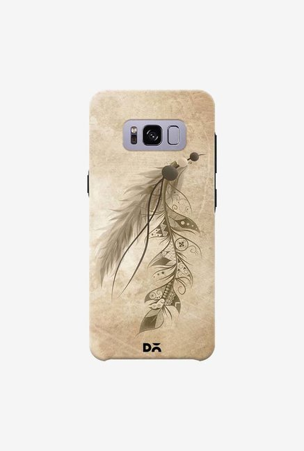 DailyObjects Bohemian Feather Case For Samsung Galaxy S8