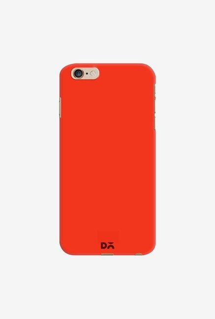 DailyObjects Bright Red Case For iPhone 6 Plus